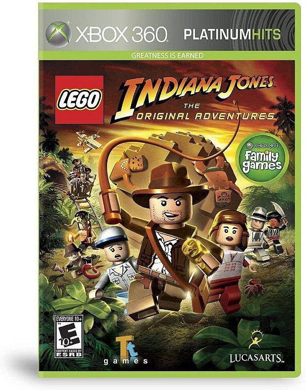 LEGO Indiana Jones-MÍDIA DIGITAL