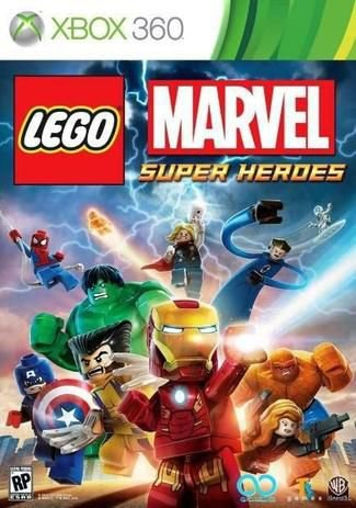 LEGO Marvel-MÍDIA DIGITAL