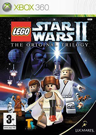 LEGO Star Wars II-MÍDIA DIGITAL