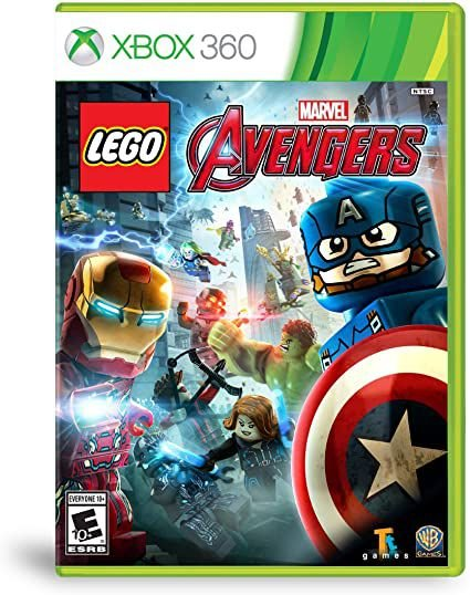 LEGO® Marvel's Vingadores-MÍDIA DIGITAL XBOX 360