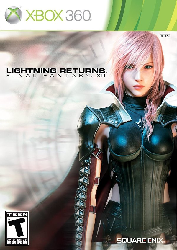 LIGHTNING RETURNS FFXIII-MÍDIA DIGITAL XBOX 360