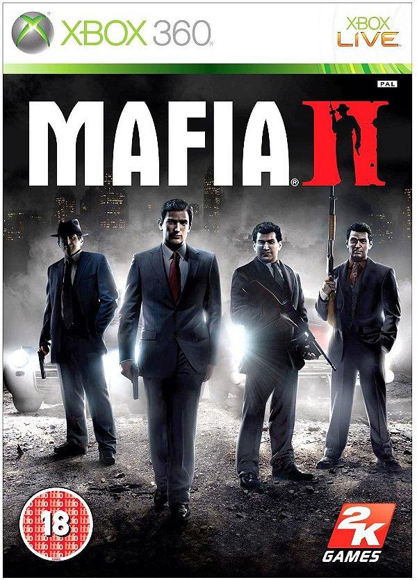 Mafia 2-MÍDIA DIGITAL XBOX 360