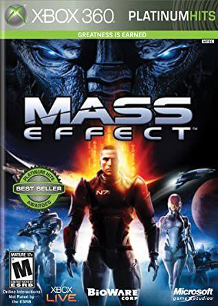 Mass Effect-MÍDIA DIGITAL XBOX 360
