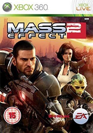 Mass Effect 2-MÍDIA DIGITAL