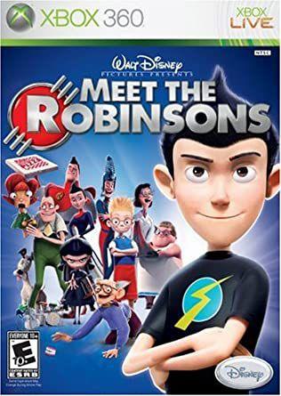 Meet the Robinsons-MÍDIA DIGITAL XBOX 360