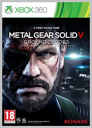 METAL GEAR SOLID V: GROUND ZEROES-MÍDIA DIGITAL