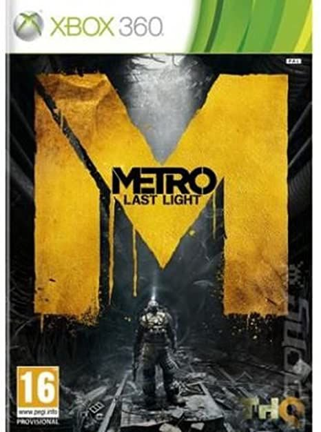 Metro: Last Light-MÍDIA DIGITAL XBOX 360