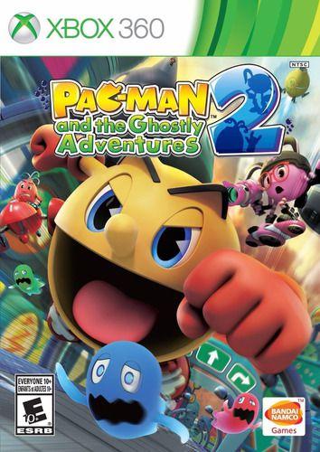 PAC MAN AVENTURAS 2-MÍDIA DIGITAL XBOX 360