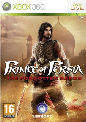 Prince of Persia The Forgotten Sands™-MÍDIA DIGITAL