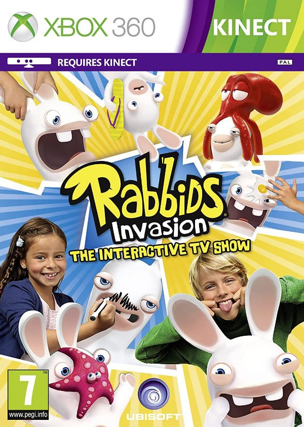 Rabbids Invasion-MÍDIA DIGITAL