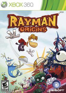 Rayman Origins-MÍDIA DIGITAL XBOX 360