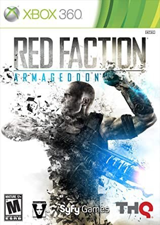 Red Faction: Armageddon-MÍDIA DIGITAL XBOX 360