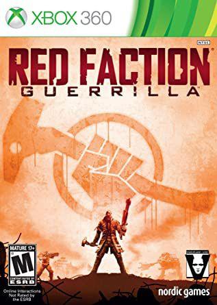 Red Faction: Guerrilla-MÍDIA DIGITAL