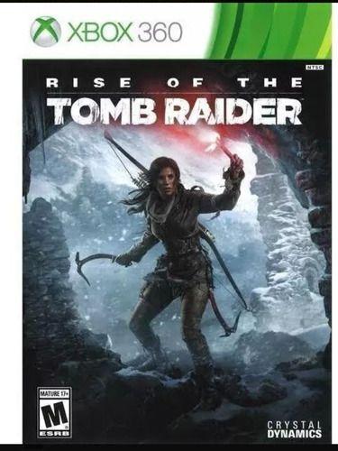 Rise of the Tomb Raider-MÍDIA DIGITAL XBOX 360