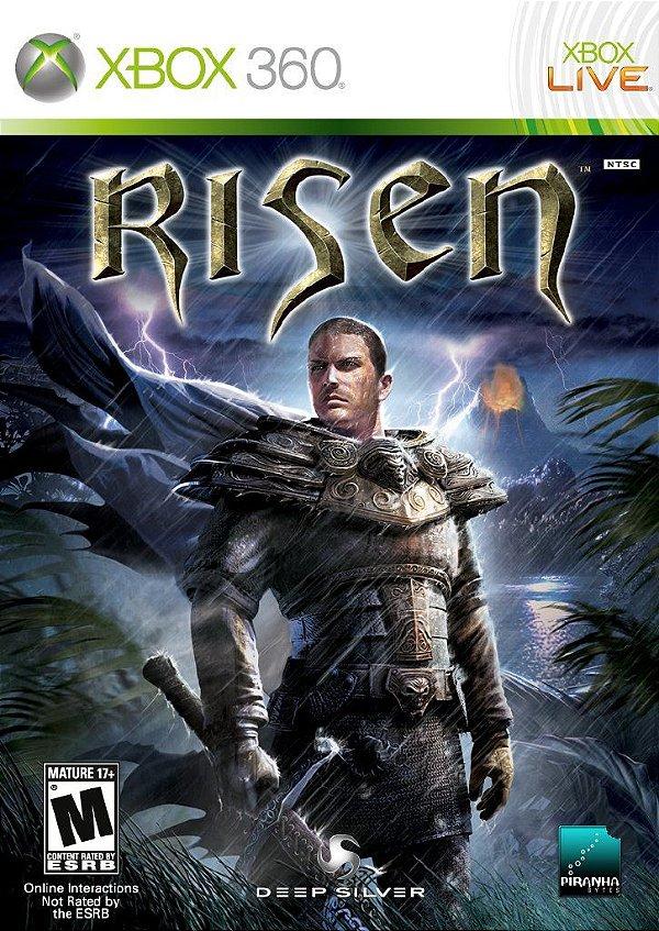 Risen-MÍDIA DIGITAL XBOX 360