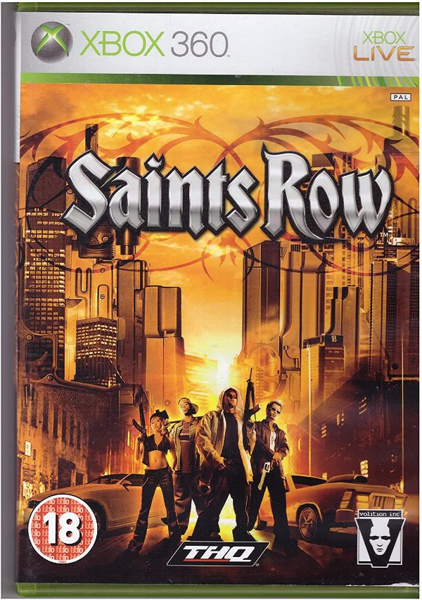 Saints Row-MÍDIA DIGITAL