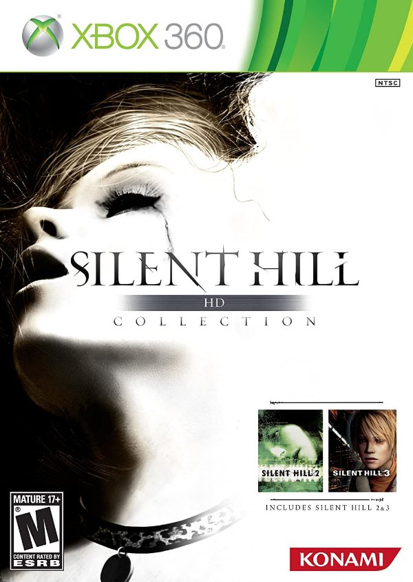 Silent Hill: HD Collection-MÍDIA DIGITAL XBOX 360