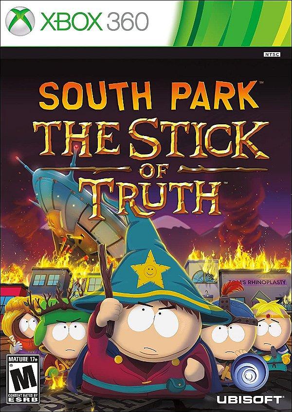 South Park The Stick of Truth-MÍDIA DIGITAL XBOX 360