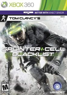 Tom Clancy's Splinter Cell Blacklist-MÍDIA DIGITAL XBOX 360