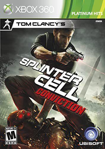 Splinter Cell Conviction-MÍDIA DIGITAL