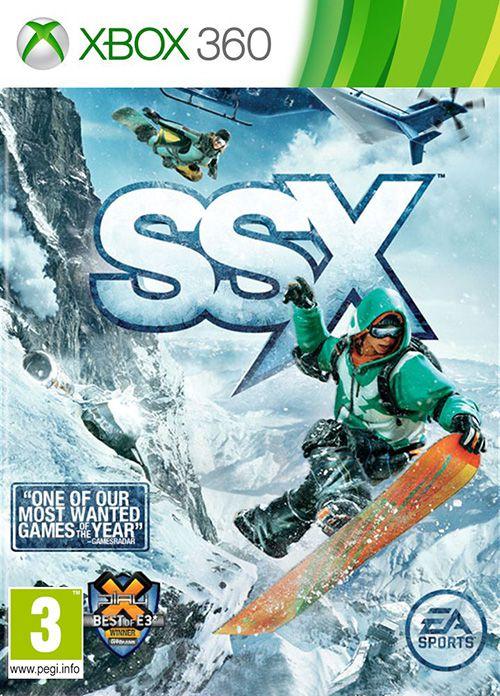 SSX-MÍDIA DIGITAL XBOX 360
