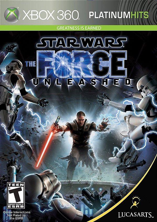 Star Wars: The Force Unleashed-MÍDIA DIGITAL