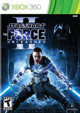 Star Wars: The Force Unleashed II-MÍDIA DIGITAL