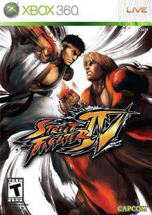 STREET FIGHTER IV-MÍDIA DIGITAL XBOX 360