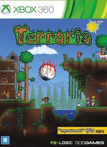 Terraria – Edição para Xbox 360-MÍDIA DIGITAL XBOX 360