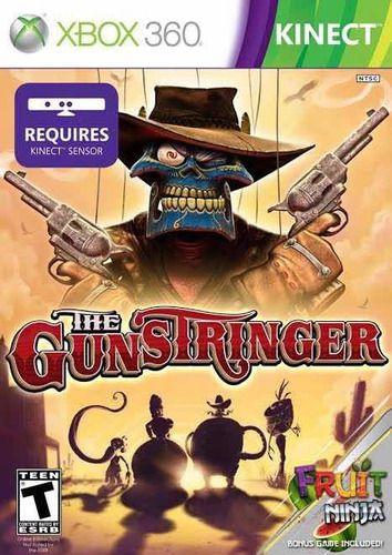 The Gunstringer-MÍDIA DIGITAL
