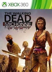 The Walking Dead: Michonne-MÍDIA DIGITAL XBOX 360