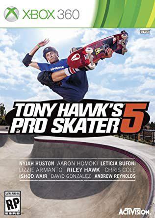 Tony Hawk's® Pro Skater™ 5-MÍDIA DIGITAL
