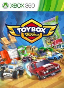Toybox Turbos-MÍDIA DIGITAL XBOX 360