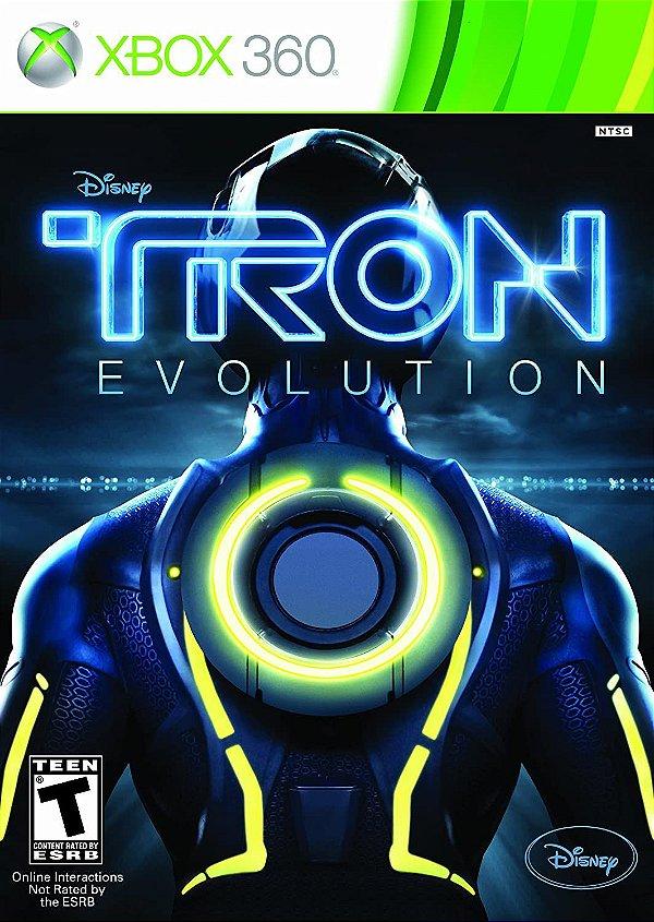 Tron: Evolution-MÍDIA DIGITAL XBOX 360