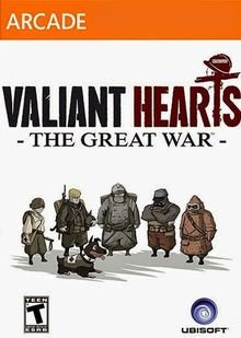 Valiant Hearts: The Great War-MÍDIA DIGITAL XBOX 360