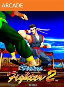 Virtua Fighter 2-MÍDIA DIGITAL