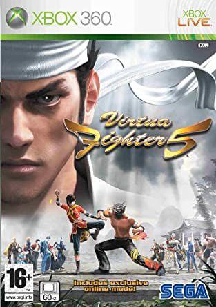 Virtua Fighter 5-MÍDIA DIGITAL XBOX 360