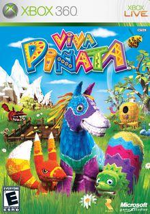 Viva Piñata: TIP-MÍDIA DIGITAL XBOX 360