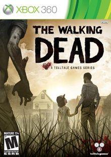 The Walking Dead-MÍDIA DIGITAL XBOX 360