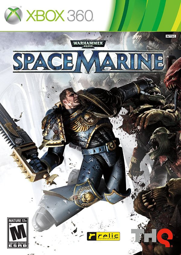 Warhammer® 40,000®: Space Marine®-MÍDIA DIGITAL