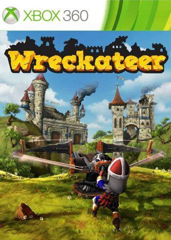 Wreckateer-MÍDIA DIGITAL XBOX 360