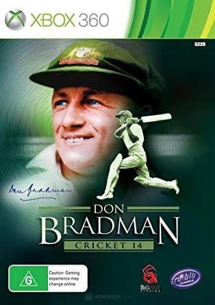 Don Bradman Cricket 14-MÍDIA DIGITAL XBOX 360