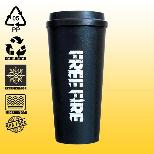 Copo Eco Bucks - Free Fire