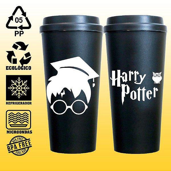 Copo Eco Bucks - Harry Potter