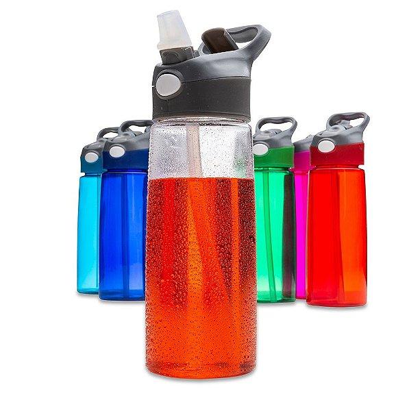 Squeeze 650ml com acionador de abertura  (Unidade) - 13929