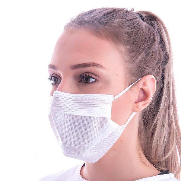 Máscara Descartável SMMMS com Clipe Nasal (5 camadas de proteção) (50 Unidades) - 14452