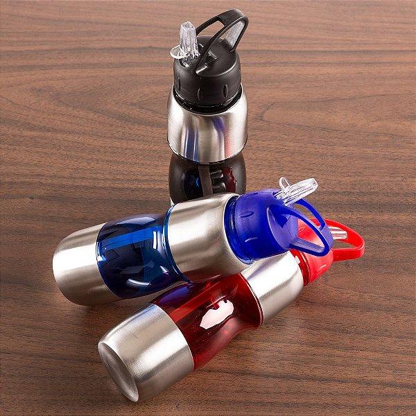 Squeeze Alumínio 600ml - (20 Unidades) - 02048