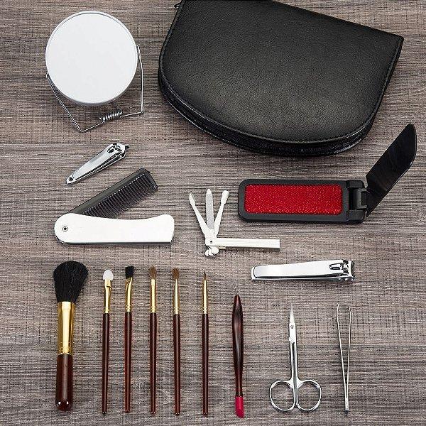 Kit Manicure 15 Peças
