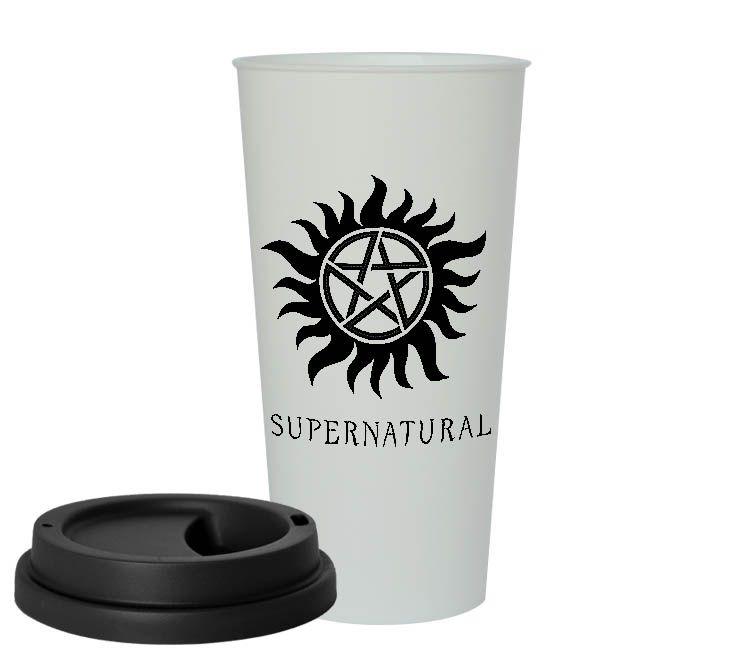 Copo ECO Bucks Personalizado - Supernatural