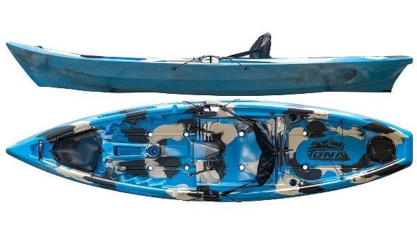 Caiaque Hidro2Eko Tuna Standard